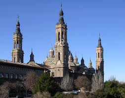 Basilique de Nuestra Señora del Pilar de Saragosse