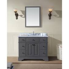 Bathroom Vanity 42 by Bathroom Vanity Sets Bathroom Decorating Abella 32 Inch Modern