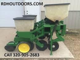 John Deere 7100 Planter by John Deere 2 Row 7100 Corn Planter Deer Food Plot 3 Point Jd 7000