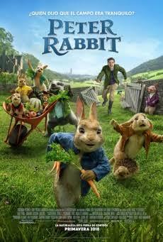 Peter Rabbit - Los Juegos de la Miel  - Cine Verano Archena Parque