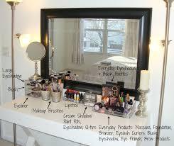 makeup storage makeup goals tips storage for vanity bestesikea