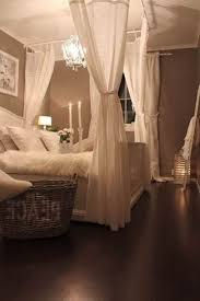 romantic bedroom ideas easy and cheap curtain rod white