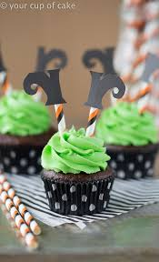Fun Halloween Cakes Skeleton Cupcakes Your Cup Of Cake