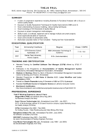 Resume Definition Business Business Analyst Resume Objective