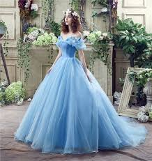 Wedding Dress Halloween Costume Aliexpress Buy Cinderella Dress Halloween Costume Prom