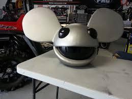 Deadmau5 Costume Halloween Custom Fiberglass Deadmau5 Helmet Pontiac Solstice Forum