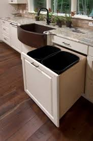 best 25 hidden trash can kitchen ideas on pinterest kitchen
