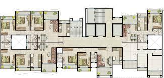 East Wing Floor Plan by Floor Plan Sk Heights Pvt Ltd Imperial Heights At Dahisar