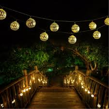 goodia led globe string lights battery operated 10 49ft 30 silver