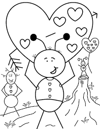 trend valentines coloring pages printable 15 about remodel free