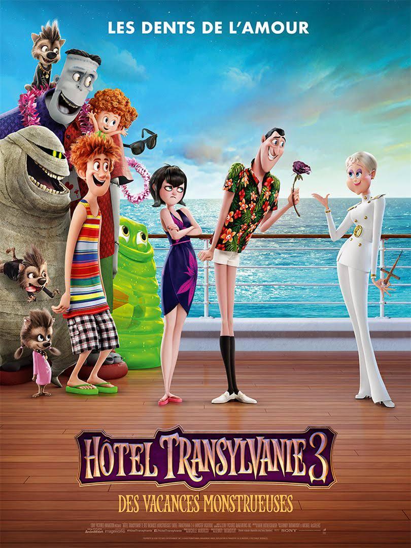 """Résultat de recherche d'images pour """"Hotel Transylvania 3"""""""