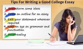 College Essays College Application Essays Writing a good