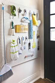 Kitchen Wall Organization Ideas Best 25 Organize Cleaning Supplies Ideas On Pinterest