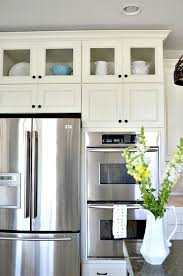 Best  Cabinet With Glass Doors Ideas On Pinterest Dark - Kitchen cabinet with glass doors