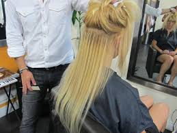 Human Hair Glue In Extensions by Glue In Hair Extensions 02 Best Hair Extensions Pinterest