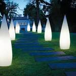 Unusual Garden Bollard Lights | Interior Design Pictures