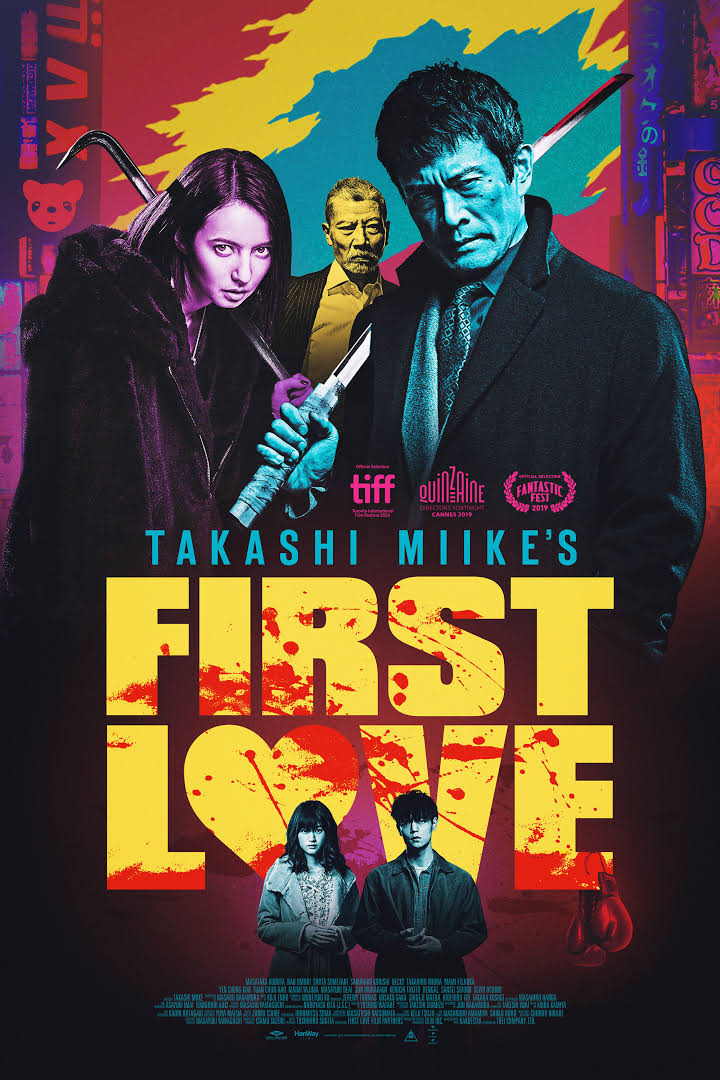 Image result for first love takashi miike