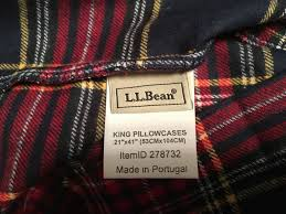 flannel sheets from ll bean a staple for your bedroom the
