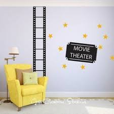 Home Movie Theater Wall Decor Vintage Style Art Deco Theater Sign Movie Box Office Home Theater