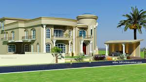 modern arabic villa design 2015 3d front elevation pinterest