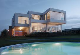 minimalist house design cubic like form composition style home share