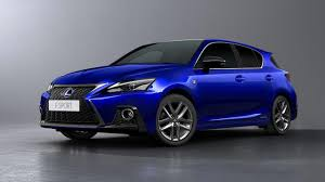 lexus ct 200h f sport edition lexus tweaks current ct 200h for the final time drops hybrid from