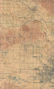 Grand Park Los Angeles Map by