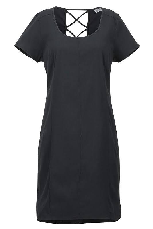Marmot Josie Dress Black Extra Small 49460-001-XS