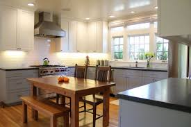 vintage gray kitchen cabinets for two toned kitchen interior gray