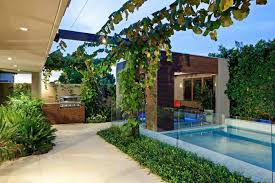 Backyard Small Backyard Design Ideas Backyard Landscaping Ideas - Contemporary backyard design ideas