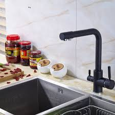 Oil Rubbed Kitchen Faucets Online Get Cheap Oil Rubbed Bronze Kitchen Faucets Aliexpress Com