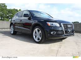 Audi Q5 Black - 2012 audi q5 3 2 fsi quattro in phantom black pearl effect