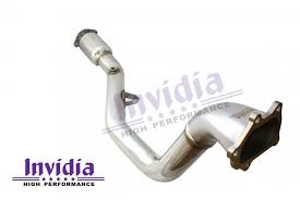 invidia down pipe