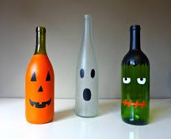 Halloween Decoration Craft Diy Wine Bottle Mummy 3 More Halloween Wine Bottle Crafts Rent