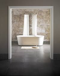 silver travertine honed wall and floor tile 300x400 kate