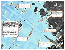 Ninth Ward New Orleans Map by In Light Of The Brian Williams Katrina Controversy A Brief