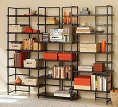 perfect bookshelf decorating ideas as luxurious decor minimalist
