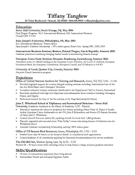 Sample Investment Banking Analyst Resume Business Analyst Resume Sample Format Free Resume Templates