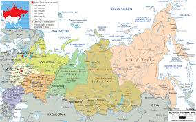 Former Soviet Union Map Russian Duma To Introduce Fast Track Russian Citizenship And Green