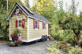 Tiny House Cottage Seattle Tiny Houses Curbed Seattle