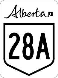 Alberta Highway 28A