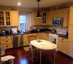 Design A New Kitchen Babci U0027s New Kitchen And Kitchen Design Tips First Gen American