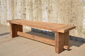 Diy Reclaimed Wood Storage Bench by Reclaimed Wood Bench Ideas Bench Decoration