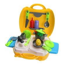 Kids Plastic Play Kitchen by Compare Prices On Portable Toy Kitchen Online Shopping Buy Low