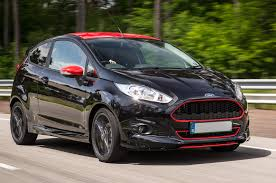 ford fiesta red and black editions first drive review autocar