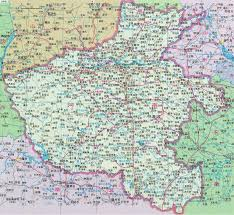 Map Of China Provinces Henan Province China Henan Map 3a Geographical By Chinareport Com