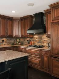 Cool Stone And Rock Kitchen Backsplashes That Wow DigsDigs - Kitchen with backsplash