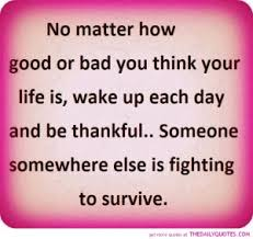 What Is Thanksgiving To You When You U0027re A Cancer Survivor Every Day Is Thanksgiving Deniece