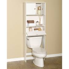 Bathroom Storage Shelves Over Toilet by Over The Tank Bathroom Space Saver Cabinet Best Home Furniture