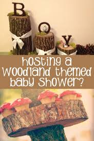 Boy Baby Shower Centerpieces by Best 20 Woodland Baby Showers Ideas On Pinterest U2014no Signup